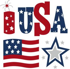 Free SVG Cut files, Projects, and Tutorials for Silhouette CAMEO & Cricut Explore Fourth Of July Shirts, Patriotic Shirts, 4th Of July, July Crafts, New Crafts, Holiday Fonts, Let Freedom Ring, Silhouette Cameo Projects, Free Graphics
