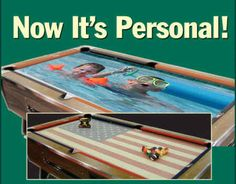 Custom Felt For Your Pool Table