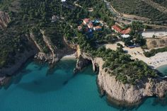 Trypiti Thassos island Greece