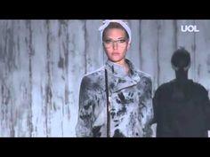 ▶ Fashion Rio Verão 2014 - Herchcovitch - YouTube