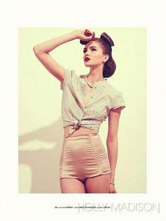 Pin-Up Fashion