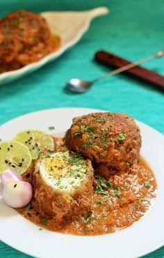 090004960السلام عليكم و رحمة الله و بركاته Nargisi Kofta Curry, Nargisi Kofta recipe is an awesome dish which will be a perfect dish for the party table. Royal, Elegant, Delicious, this dish will be an amazing curry that goes well with chapati, naan, any kind ofrice, pulaos or parathas. This nargisi kofta curry gravy is made...Read More »