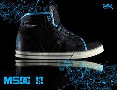 mike shinoda fashion   DC x Mike Shinoda   Xander Limited Edition Shoe