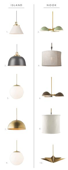 Coco Kelley Kitchen Remodel :: The Lighting Dilemma - coco+kelley coco+kelley