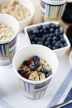 3 Easy Breakfast ideas to-go! Make your morning routines a breeze with these…