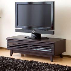 北欧スタイル フラップ収納付き テレビ台 ( TVボード テレビボード ) / Teria [100cmサイズ]  TV board  #家具