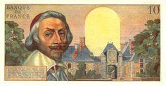 Collection Billet Banque de France - F.57 - 10 nouveaux francs Richelieu
