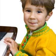 Little boy playing piano     Thank you for your interest in piano lessons with Teachers 2 Go. Teachers 2 Go has the largest network of professional music instructors and top music teachers in the Houston area.