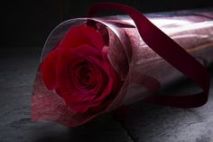 Our Simply Better Hand Selected Valentine's Freedom Rose: A single rose, for the single most important person in your life.