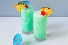 The Blue Hawaiian Is a Delicious and Beautiful Cocktail