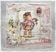 Cards By Becky: Warm and Cosy at Midweek Magnolias