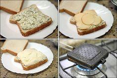 PANELATERAPIA - Blog de Culinária, Gastronomia e Receitas: Tostadinho 4 queijos e Resultado do Concurso