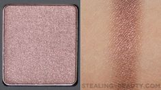 Inglot-P423 dupe for MAC Sable and Urban Decay Toasted