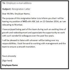 Sample acknowledgement letter for internship report letter pinterest letter of resignation 2 weeks notice template email resignation letter spiritdancerdesigns Images