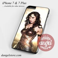 Gal Gadot Wonder Woman Phone Case for iPhone 7 and iPhone 7 Plus