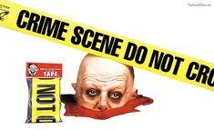 Crime Scene Tape Do Not Cross#Scene, #Crime, #Cross Haunted House Decorations, Haunted House Props, Halloween Haunted Houses, Halloween Decorations, Cross Decorations, Police Brand, Prop House, Morris Costumes, Book Week Costume