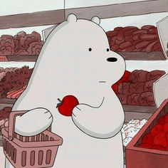 Image discovered by 𝘪𝘳𝘢. Find images and videos about cute, panda and tv show on We Heart It - the app to get lost in what you love. Cartoon Wallpaper, Bear Wallpaper, Disney Wallpaper, Aesthetic Themes, Aesthetic Anime, Aesthetic Art, Ice Bear We Bare Bears, We Bear, We Bare Bears Wallpapers