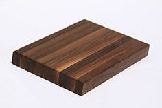 How to Make a Black Walnut Edge Grain Cutting Board: 10 steps