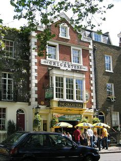 The Cricketers - The Pub, Richmond, London, UK | Flickr - Photo Sharing!