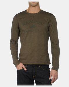 SHANDON - Long Sleeve t Shirts Men - Napapijri Official Online Store