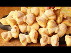 Vegetarian Desserts, Yummy Cookies, Biscotti, Food Art, Food To Make, Snack Recipes, Food And Drink, Chips, Bread