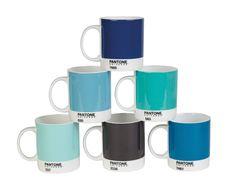 We love the Pantone Mug Sets (mixed blues)! Only $96 per set!