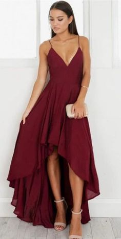 semi formal dresses a line prom dress ootd. Grade 8 Grad Dresses, Straps Prom Dresses, High Low Prom Dresses, A Line Prom Dresses, Evening Dresses, Prom Gowns, Party Dresses, Dress Prom, Semi Formal Dresses Long