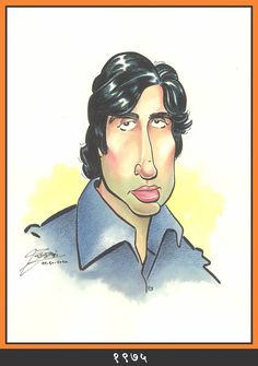 Raj Thackeray says 'Happy Birthday, Bachchan' with caricatures | With Images , http://bostondesiconnection.com/raj-thackeray-says-happy-birthday-bachchan-caricatures/,