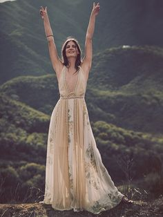 Free People Queen of the Sun Maxi, £208.00