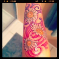 daisy #tattoo--LOVE!