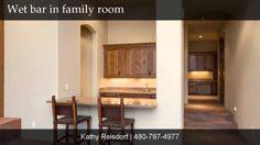 9820 E. Thompson Peak Parkway #502, Scottsdale, AZ 85255 *Call me for a private tour: Kathy Reisdorf (480) 797-4977 #LuxuryHomes #ScottsdaleAZ #DCRanchCountryClub