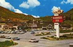 Think Pink: The Madonna Inn, San Luis Obispo's Kitsch Castle San Luis Obispo California, San Luis Obispo County, Madonna, Sink Drawing, Roadside Attractions, Worldwide Travel, Central Coast, Adventure Travel, Places To See