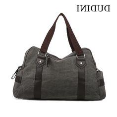 34.30$  Buy now - https://alitems.com/g/1e8d114494b01f4c715516525dc3e8/?i=5&ulp=https%3A%2F%2Fwww.aliexpress.com%2Fitem%2FDUDINI-Fashion-Men-Canvas-Bags-Retro-Men-Handbag-Brendovye-Canvas-Tote-Bags-For-Men-Beach-Bag%2F32674029662.html - DUDINI Fashion Men Canvas Bags Retro Men Handbag Brendovye Canvas Tote Bags For Men Beach Bag Men Big Capacity Traveling Handbag 34.30$