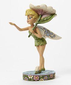 Another great find on #zulily! Disney Spring Tinker Bell Figurine #zulilyfinds