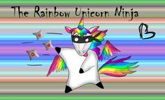 Unicorns and rainbows and kittens, oh my!