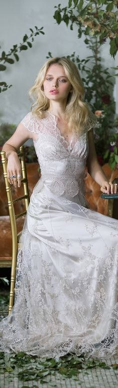 18+ best GARDEN WEDDING Style and Bridal Gowns images on Pinterest ...