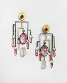 Suzan Rezac mixed metals and gemstones