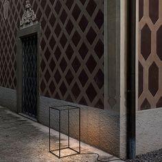 Ipnos: Scopri la lampada da esterni Flos modello Ipnos