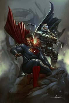 This amazing art collection features a whole host of DC heroes. From Batman (of course!) and Wonder Woman to Superman and Plastic Man, of which I can't believe hasn't got his own movie yet! Poster Marvel, Poster Superman, Posters Batman, Marvel Comics, Batman Artwork, Arte Dc Comics, Dc Comics Superheroes, Thor Marvel, Captain Marvel