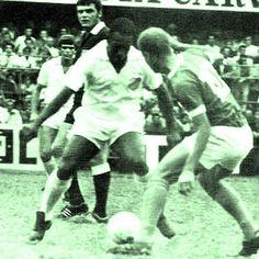 Ademir da Guia & Pelé - Palmeiras - ESPN.com.br