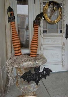 Love Halloween, love this idea