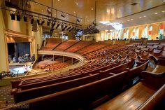 The Ryman Auditorium, Nashville, TN-Good times with good friends- Love ya, Tia and Kelly