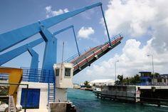 Anguilla - Simpson Bay Bridge