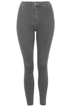 Photo 1 of PETITE MOTO Grey Joni Jeans