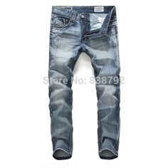 Find More Jeans Information about New Fashion 2014 Hot Mens Designer Jeans Famous Brand Top Quality Washed Cotton Denim Regular Pants Bermudas Jeans Masculina 957,High Quality Jeans from Amazing Excellent on Aliexpress.com