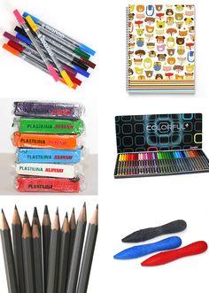 Stubby Pencil art supplies!