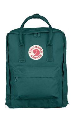 Fjallraven Kånken Classic Backpack Ocean Green - Fjallraven
