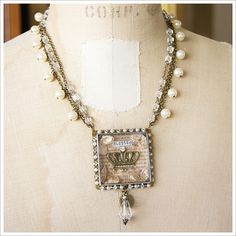Blessed Necklace   A Gilded Life