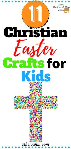 Chrisitian Easter Crafts for Kids! If you want to teach your kids more about Jesus this Easter, here are Christ-Centered Easter Activities your child can do this Easter! Easter Jesus Crafts, Holiday Crafts For Kids, Easter Crafts For Kids, Christian Crafts, Christian Easter, Easter Craft Activities, Happy Home Fairy, Resurrection Day, Easter Quotes