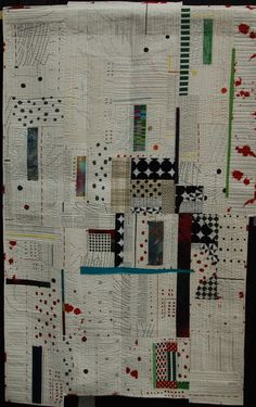 Jae-Young Eom from South Korea Special exhibit at the Minnesota Quilters Annual Show 2011